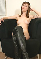 Sidra Sins - Leather And Toys