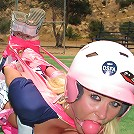 Teen blonde slut gets tied up and fucked on softball field!
