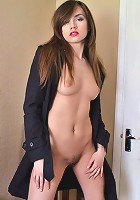 Boleyn seduces a co-worker after getting caught masturbating in her office room.