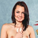 Nubiles.net Mimi Rae - Naughty Mimi Rae masturbating with a magic wand vibrator on her clit