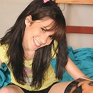 This tattoed guy is really hot - his knob loves fucking this beautiful teen