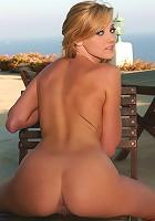 Carli Banks exposing tits