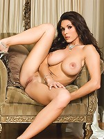 Taya Parker plays Cinderella who at midnight, throws off her elegant gown and lets the real sexy, sensual, naked party girl out to play!
