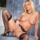 Bree Olson fashioning a sexy outfit.
